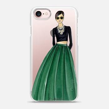 Adele, Phone case illustration by Brooke Hagel - Fabulousdoodles.com