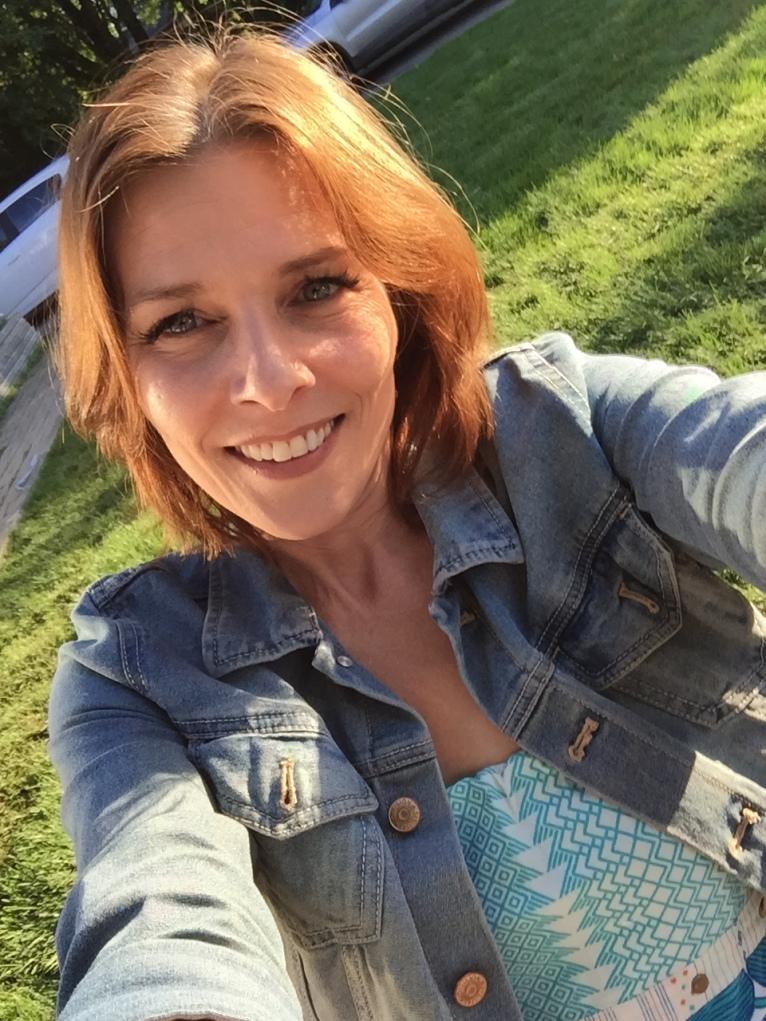 Premier selfie à 50 ans! My first selfie at 50! - 3C Style