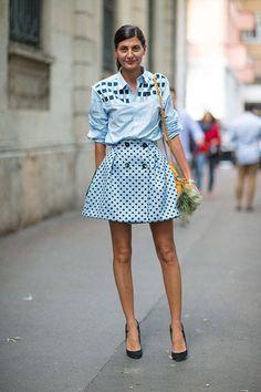 Giovanna Battaglia - Pinterest