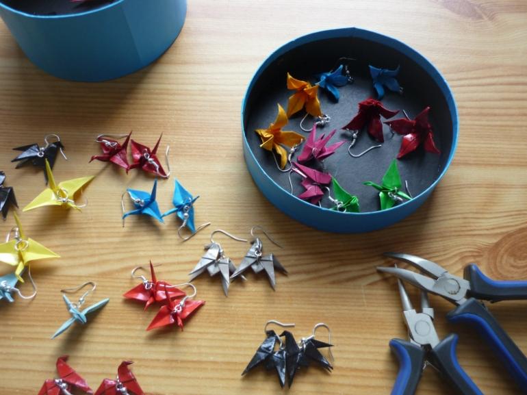 OrigamiEarrings
