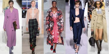 Spring 2018 Trend - Harper's Bazaar