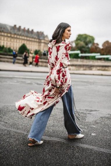 Kimono-like Dress from Johanna Ortiz's collection/M'oda 'Operandi