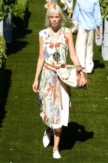 Tory Burch Spring/Summer 2018 Ready-To-Wear