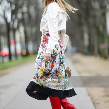 Street Style: Day Eight Paris Fashion Week - Pinterest