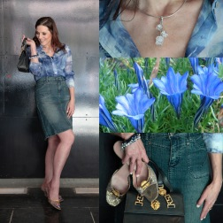 When Fashion and Nature Collide - April Issue