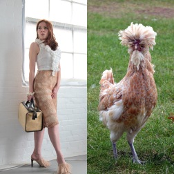When Fashion and Nature Collide - May Issue