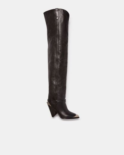 Isabel Marant Lafsten Thigh-High Boots $2, 300