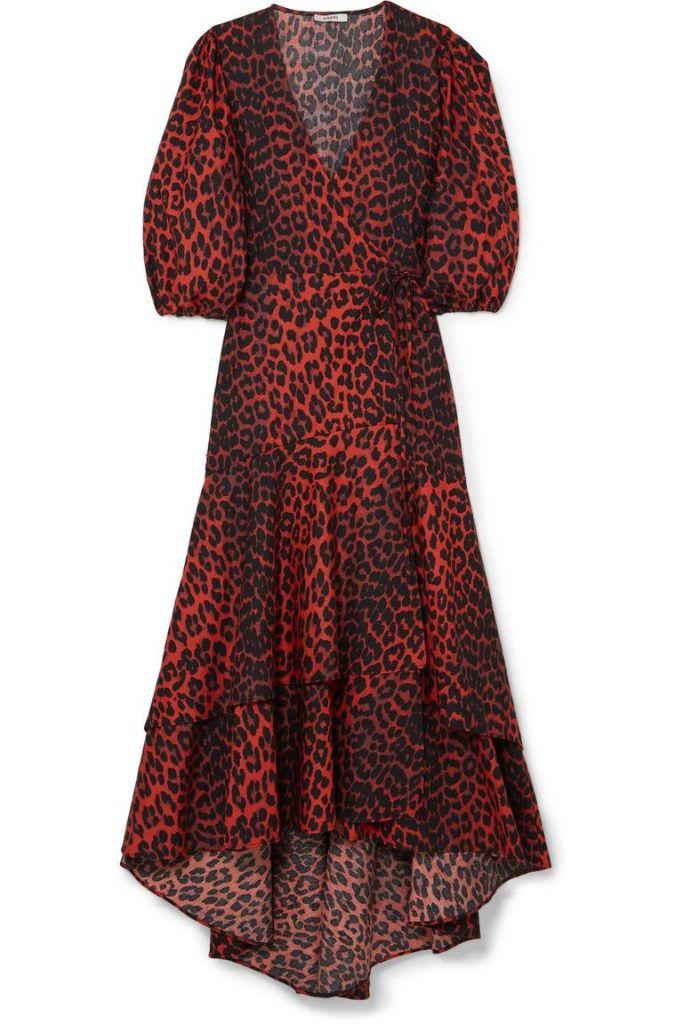 redleopardwrapdress