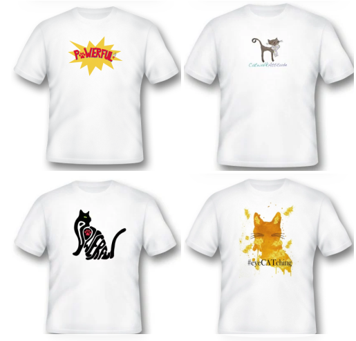Pant and Purr Be The Kind of Person Your Dog Thinks You are T-Shirt