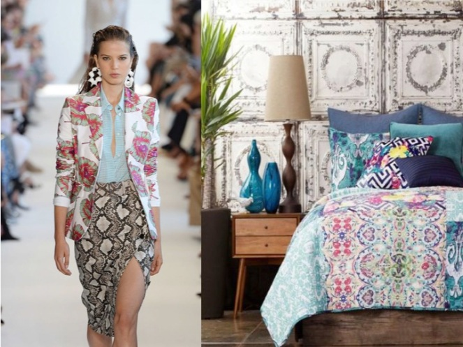 Altuzarra Mix Patterns - Home Decor