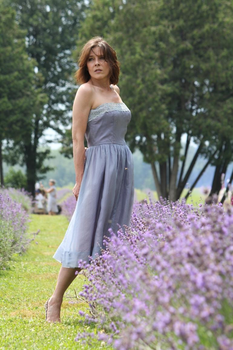 #LavenderDress #Lavenderfield REPAIRED